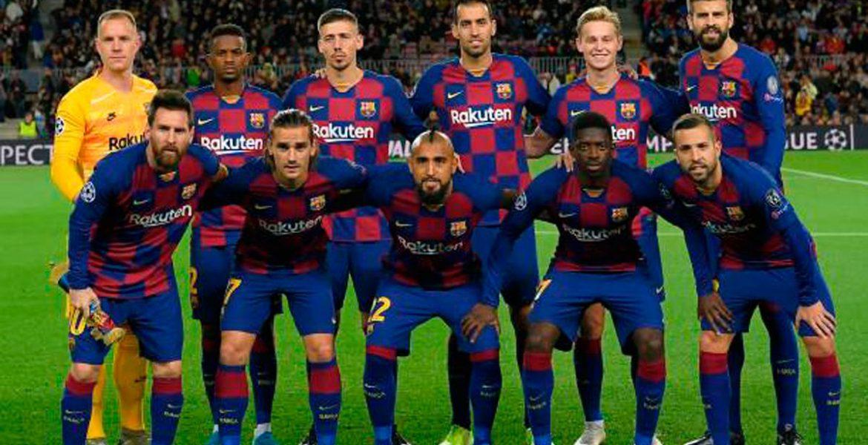 Barcelona Squad members