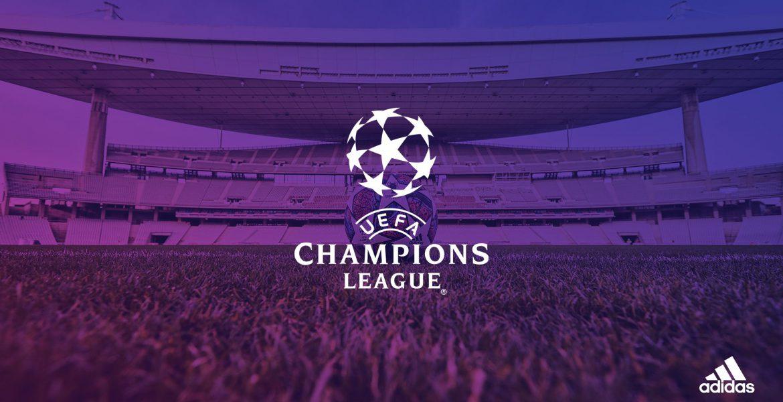 Logo of UEFA champions league