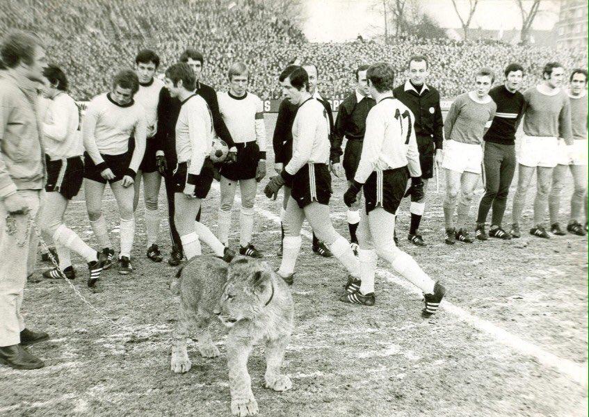 1970  Schalke vs Dortmund